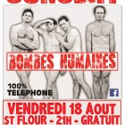Les Bombes Humaines