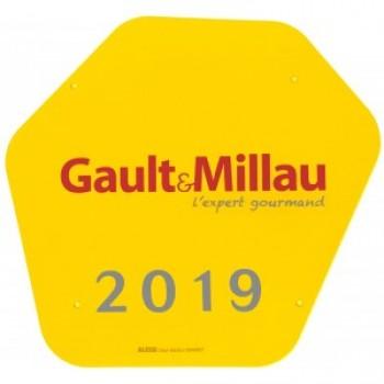Gault&Millau 2019 - 14/20 et 2 toques !
