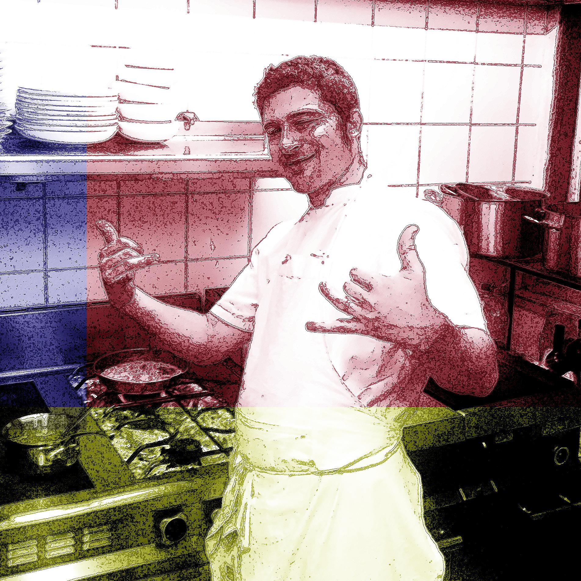 Le chef se lâche / Coquillages & crustacés