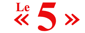 Logo Restaurant le 5