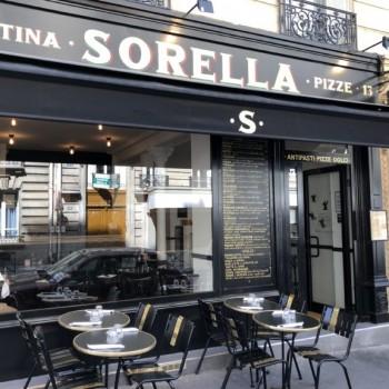 Paris 16e : l'Italie souriante de Sorella