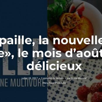 Avec Ripaille, la nouvelle cantine «multivore», le mois d'août s'annonce délicieux