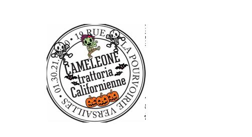 Logo Le Cameleone
