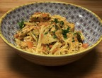 Photo Linguine au poulet  - Le Cameleone