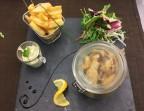 Photo Friture de filet de Perche - Le Café d'Art-Scène
