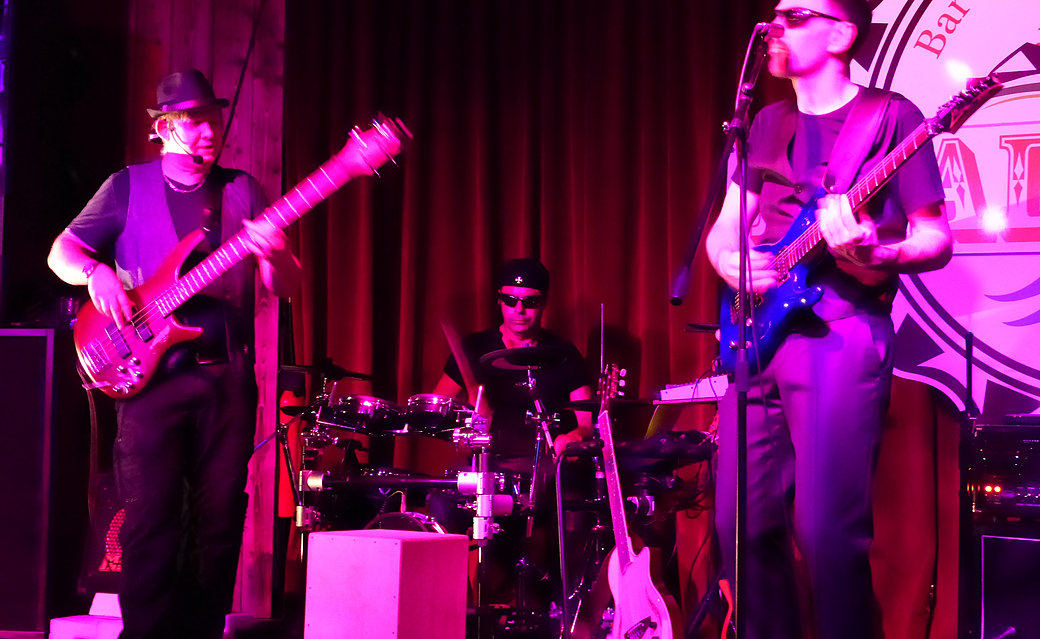 Diner concert - Bilbo and The Jam Project