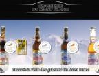 Photo La Rousse, La verte, La Bleue, La Blanhce Mt Blanc - La Popote du lac