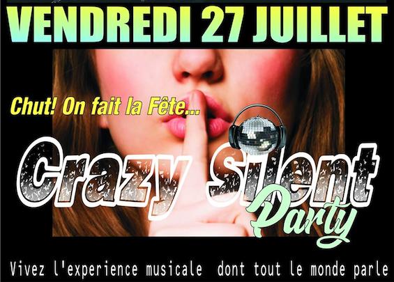 Crazy Silent Party