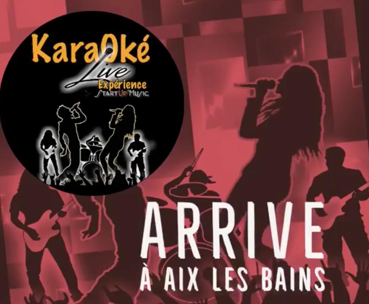 Diner et Karaoké Live eXperience