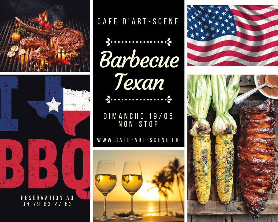 Barbecue Texan sur les rives du Bourget