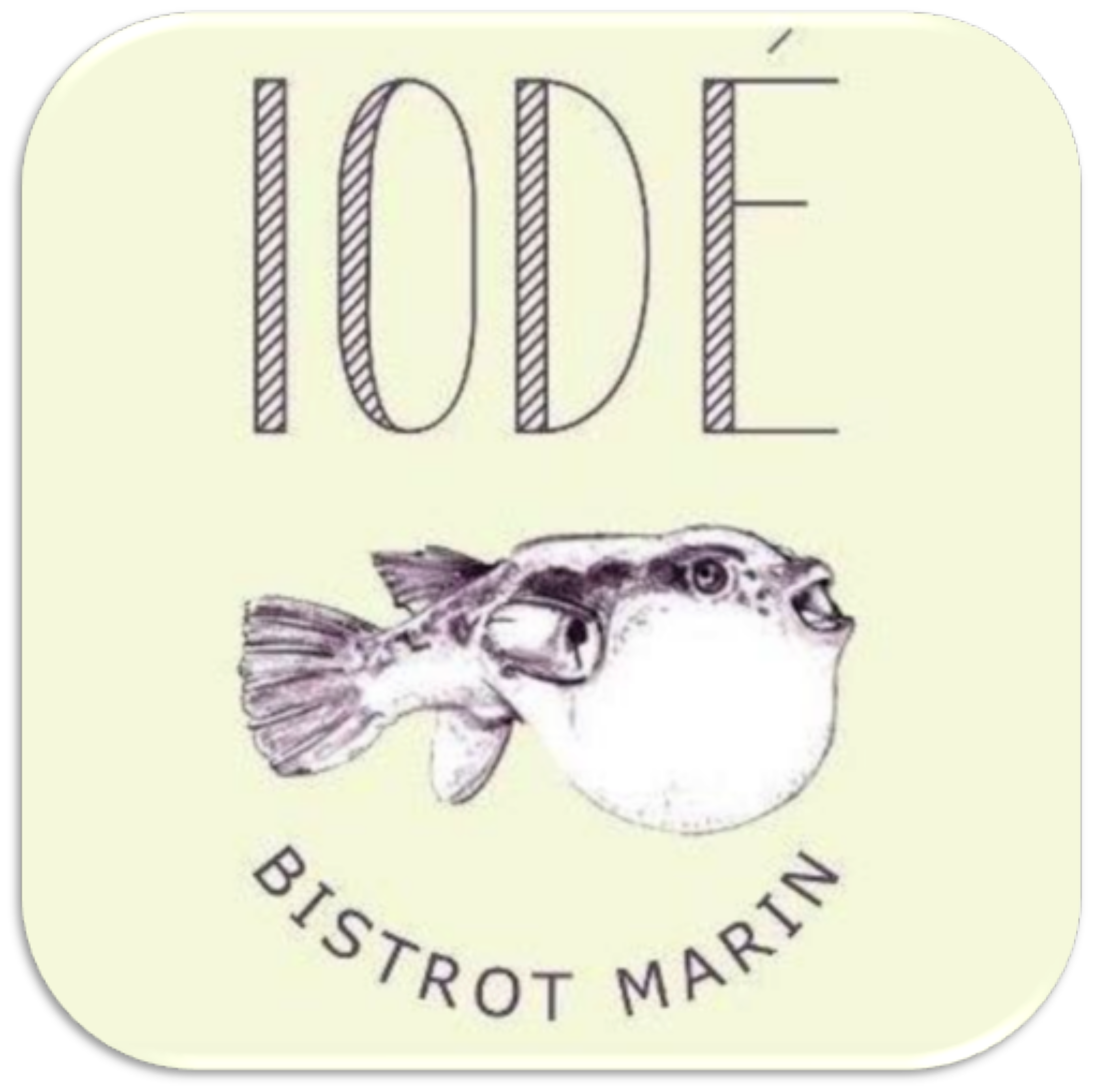 Logo Iodé