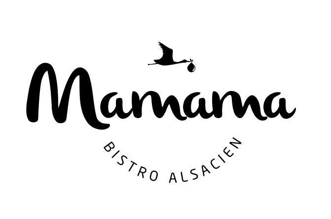 Logo Mamama Bistro