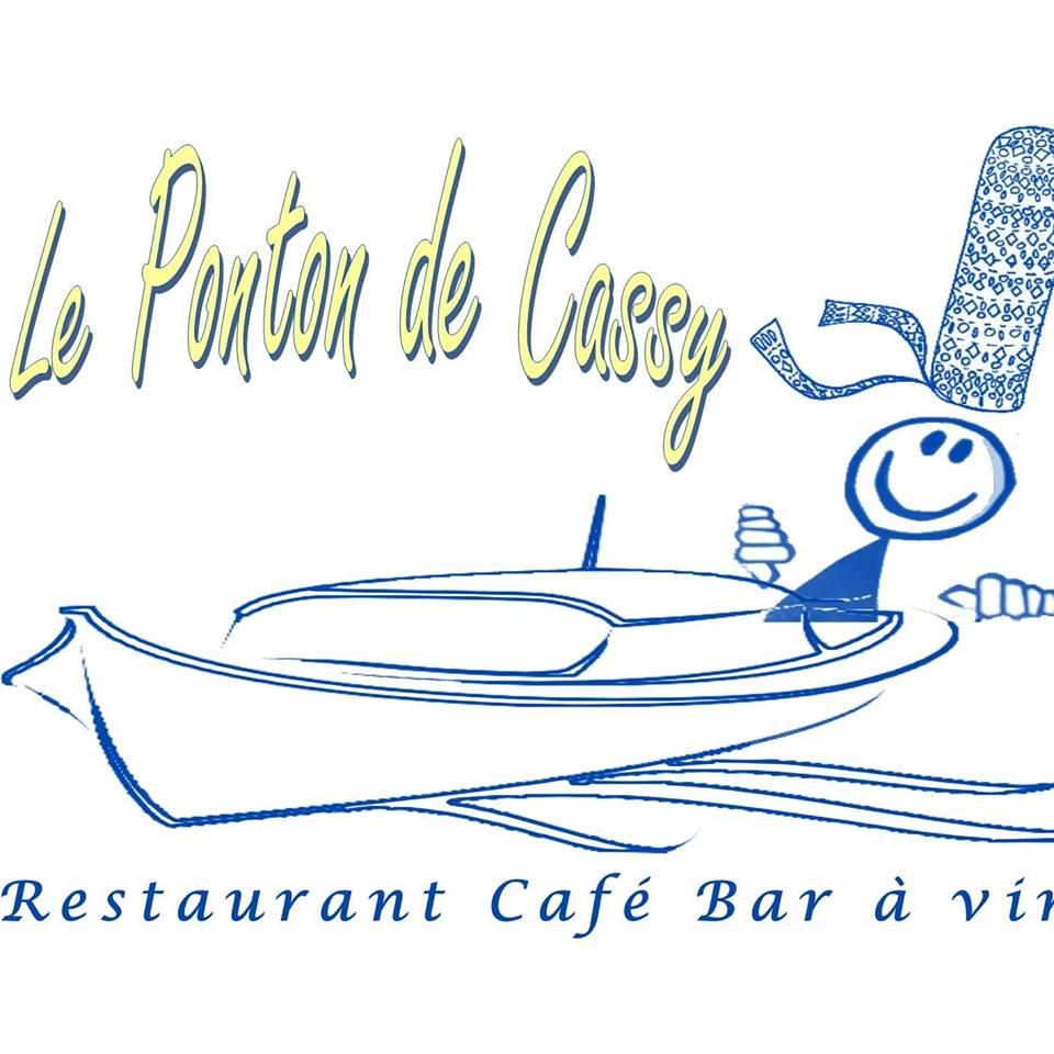 Logo Le Ponton de Cassy