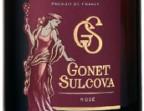 Photo cuvée rosé brut Gonet Sulcova - Le Ponton de Cassy