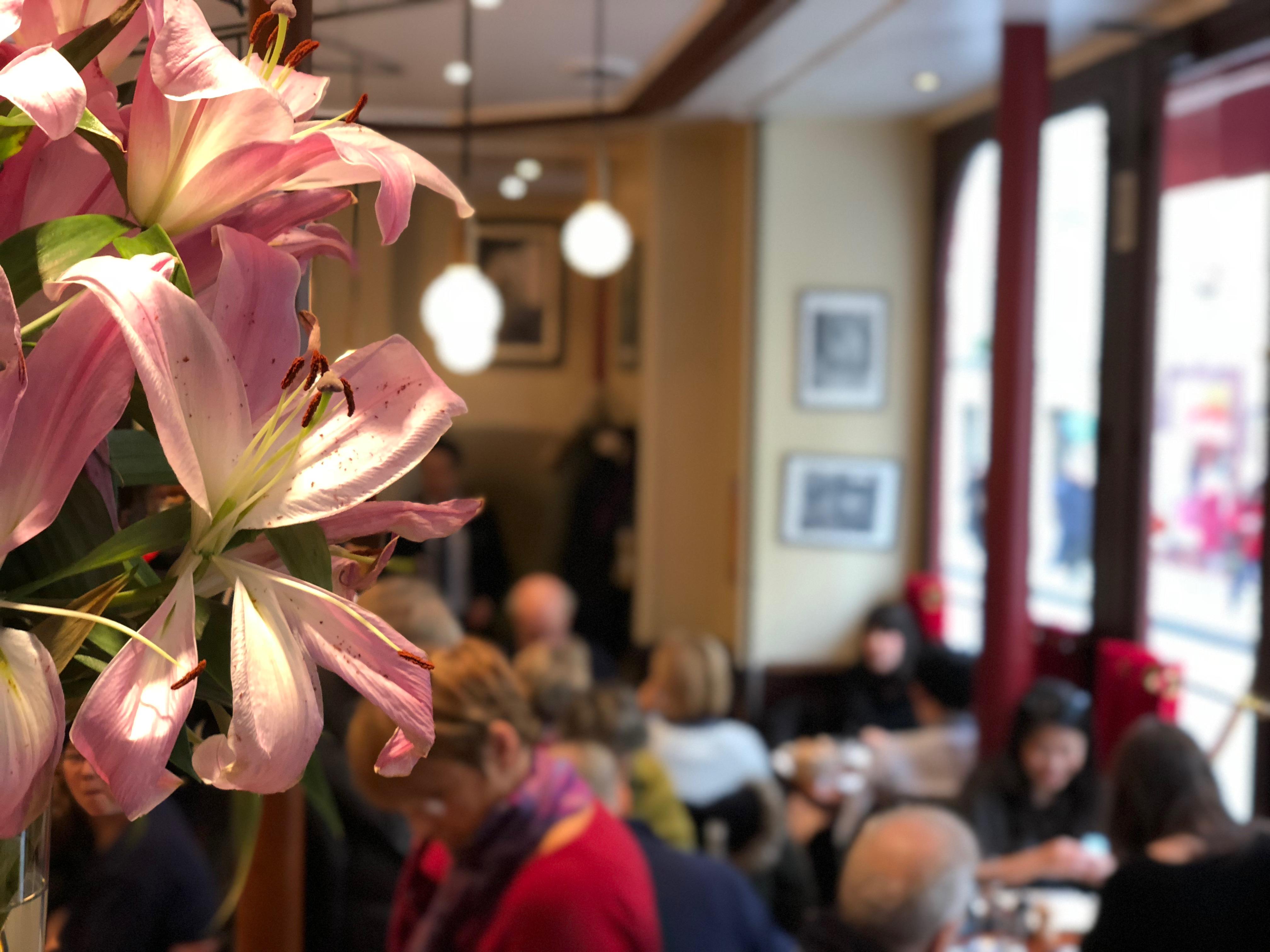Saint-Valentin au Café des Musées
