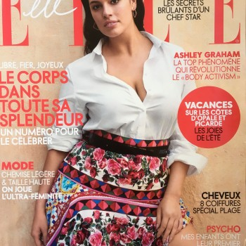 Tables en vue, ELLE Magazine
