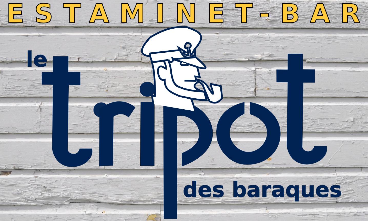 Logo LE TRIPOT DES BARAQUES