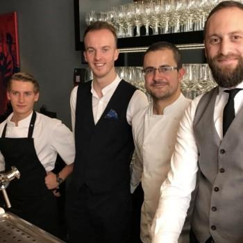 L'Arc, un nouveau restaurant qui fait un triomphe à la belle cuisine de bistrot
