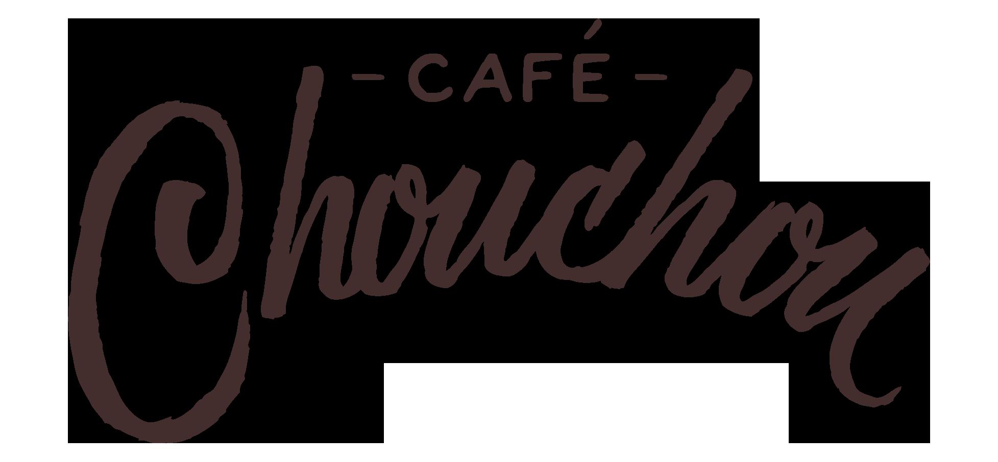Logo Café Chouchou