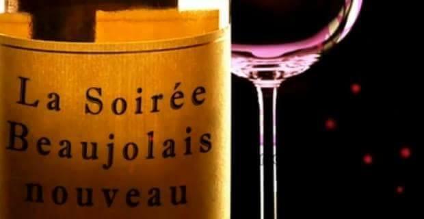 Soirée Beaujolais Nouveau 2017