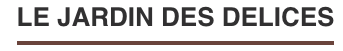 Logo Le jardin des delices