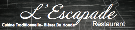 Logo L'Escapade