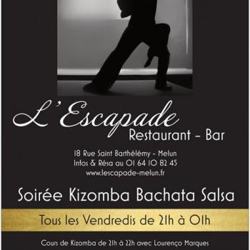 Soirée Kizomba Bachata Salsa