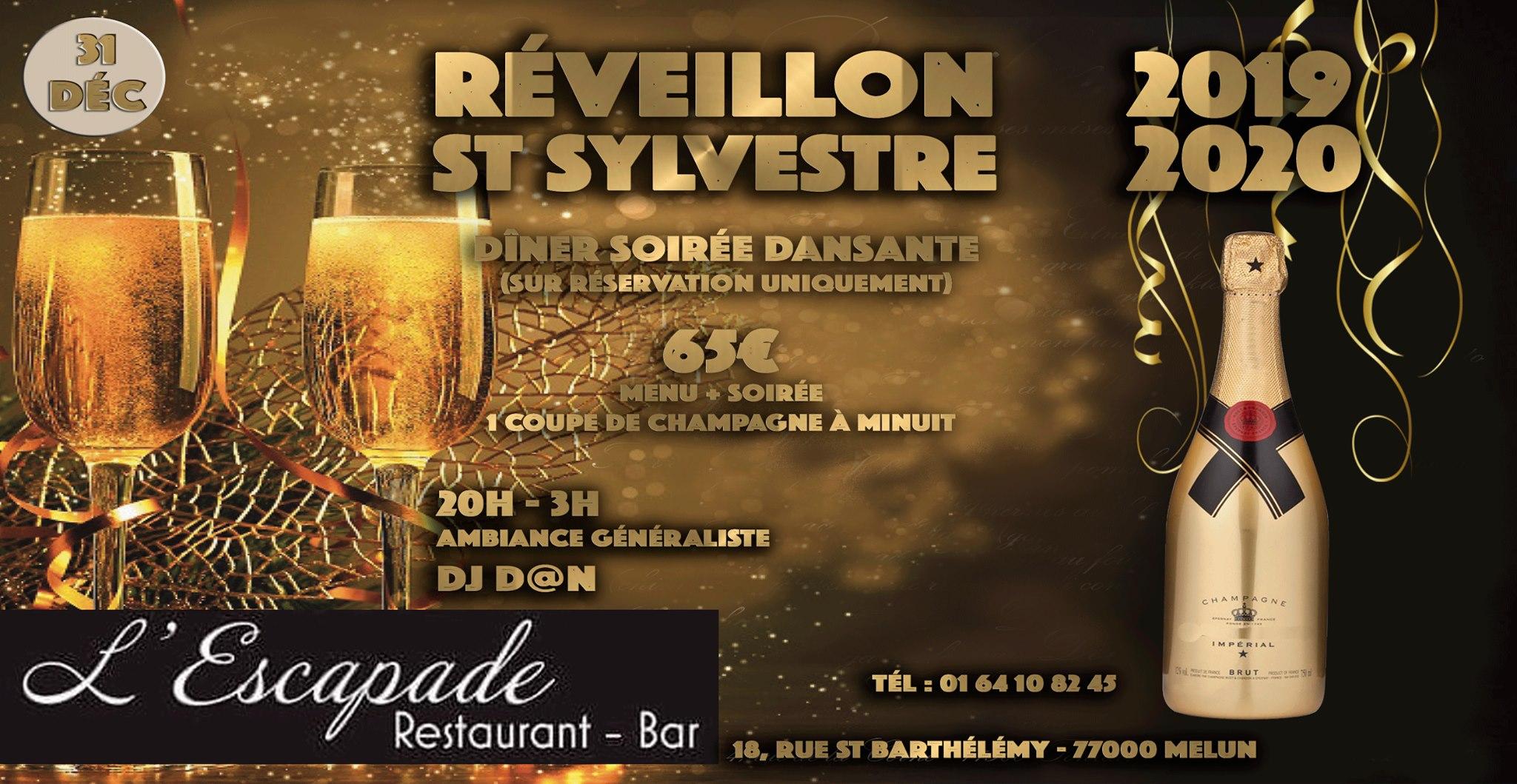 Saint Sylvestre 2019/2020