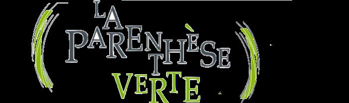 Logo La Parenthèse Verte