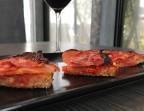 Photo Pintxo chorizo tomates - LE BY'S