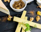 Photo Ardoise de fromages. - Le stras'