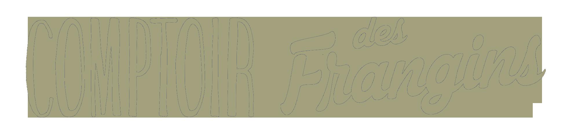 Logo Comptoir des frangins