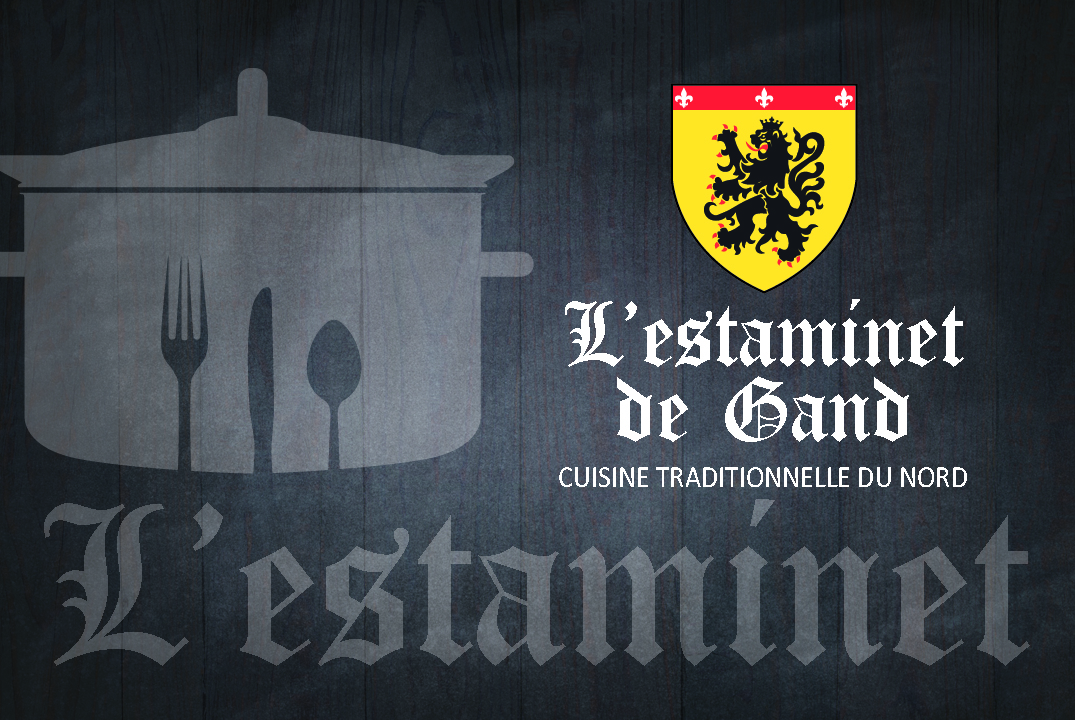 Logo L'estaminet de Gand