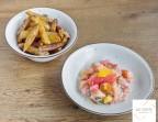 Photo Ceviche de saumon - Au Coin ! Bistrot-Bar Chic Ermont