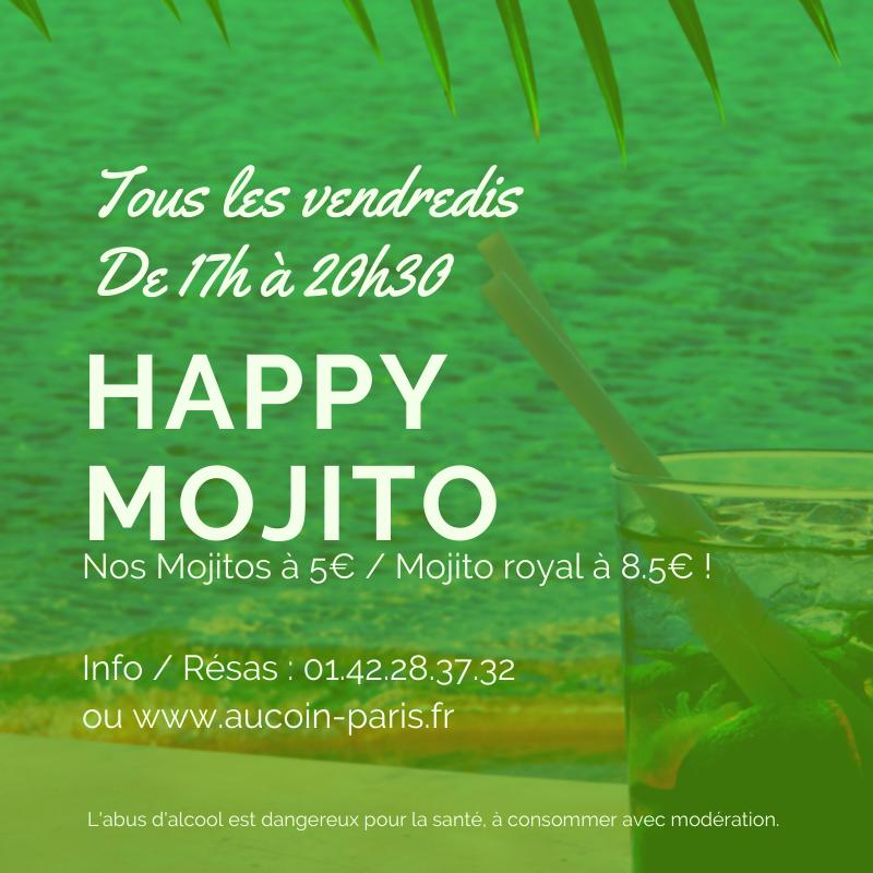 Happy Mojito