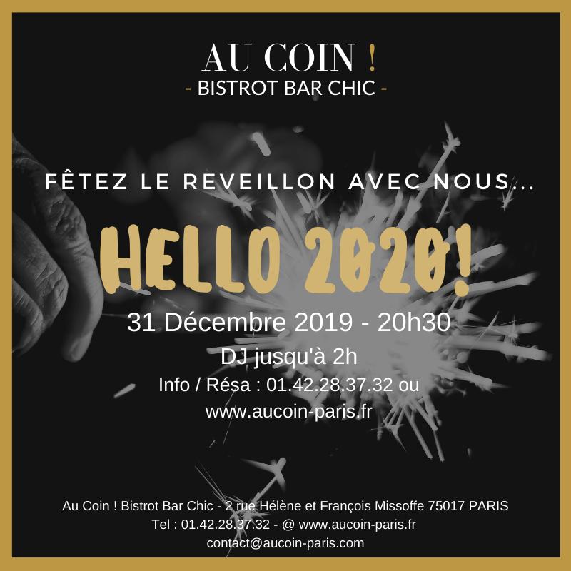 Réveillon 2020 !