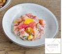 Photo Ceviche de saumon - Au Coin ! Bistrot Bar Chic