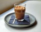 Photo Entremets café double chocolat et noisettes - Health Inside