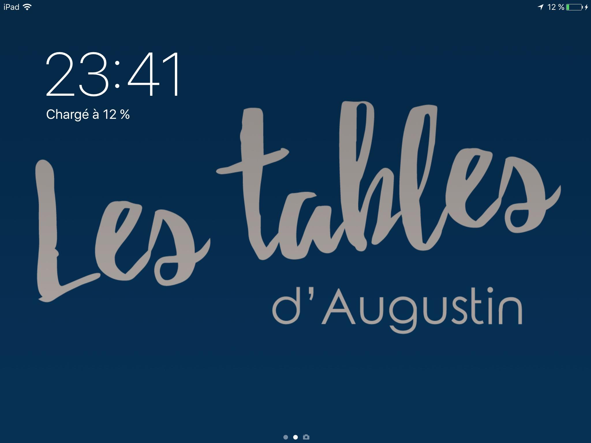 Les Tables d'Augustin