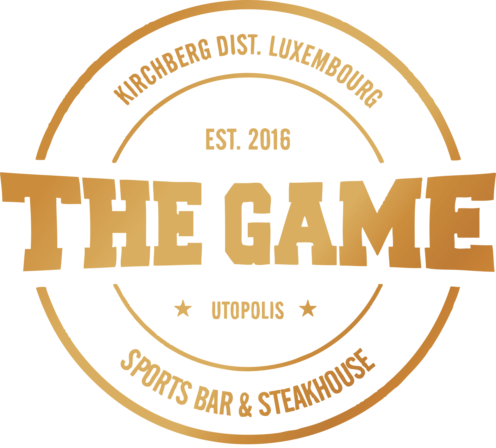Logo The Game Kirchberg