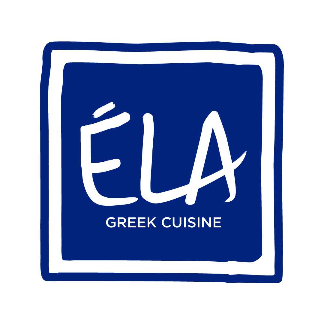 Logo ELA Greek Cuisine