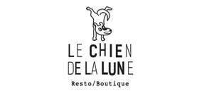 Logo LE CHIEN DE LA LUNE