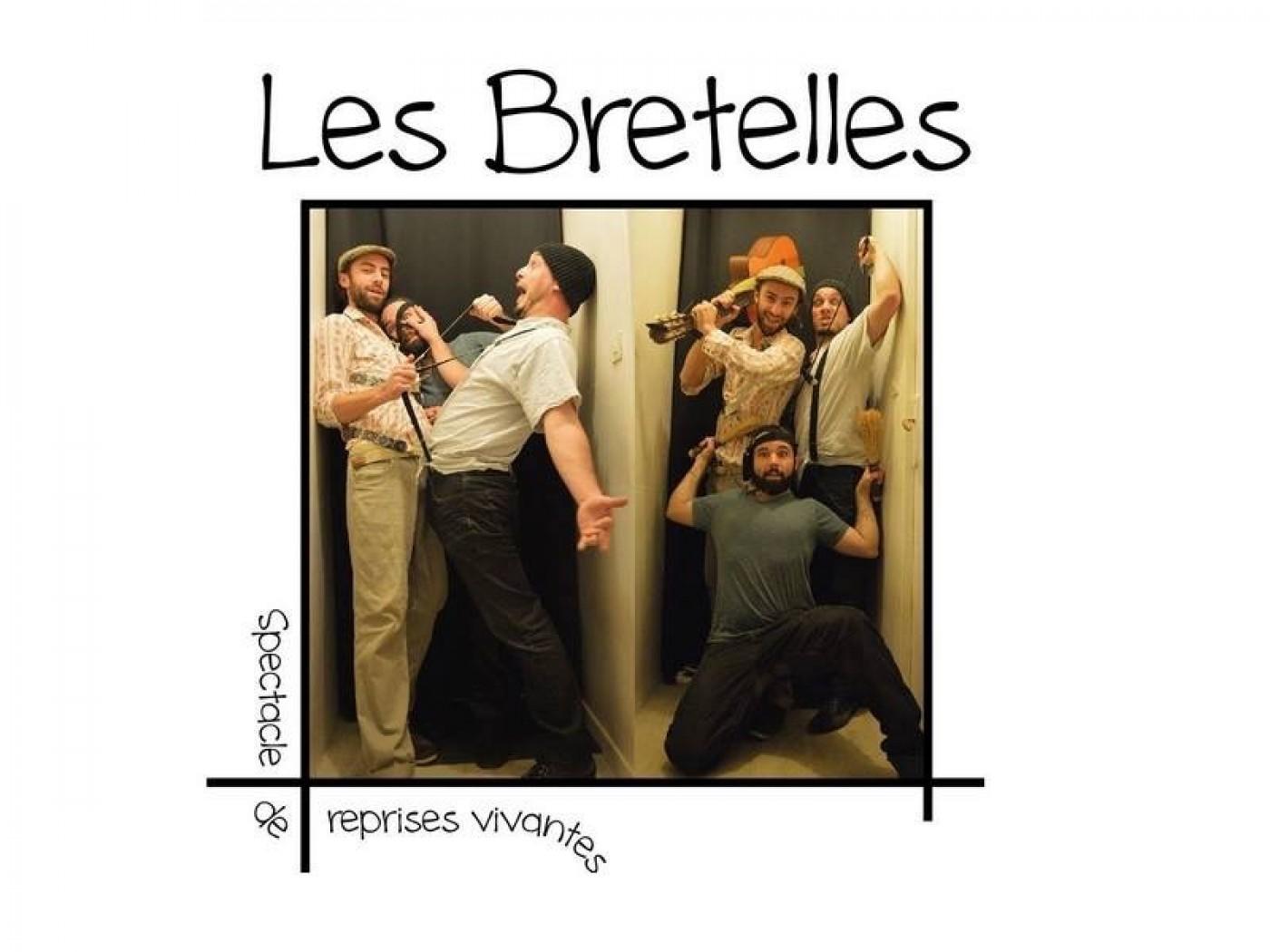 Dîner concert avec LES BRETELLES