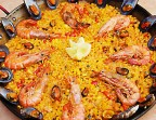 Photo Paella de marisco - Entre Amigos