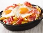 Photo Huevos rotos con jamon - Entre Amigos
