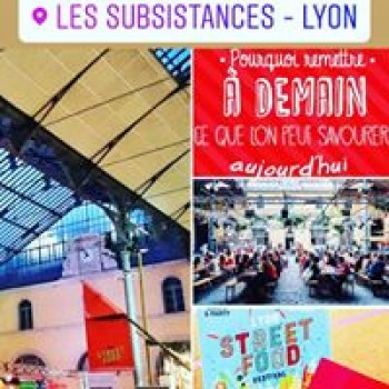 Restaurant Saisons au Lyon Street Food Septembre 2018