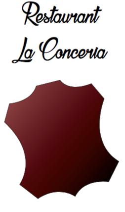 Logo La Conceria