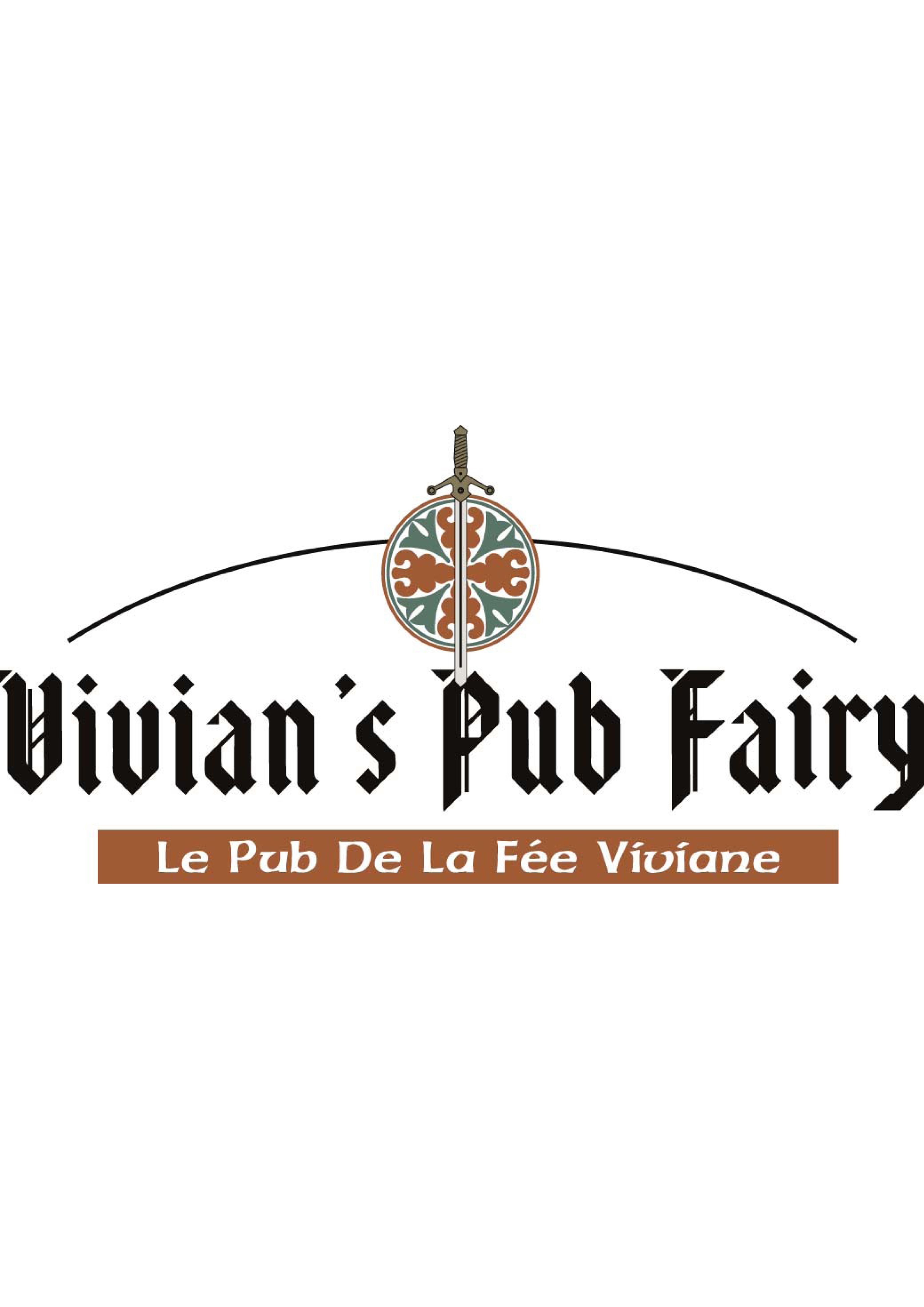 Logo Vivian's Pub / Bar à bières
