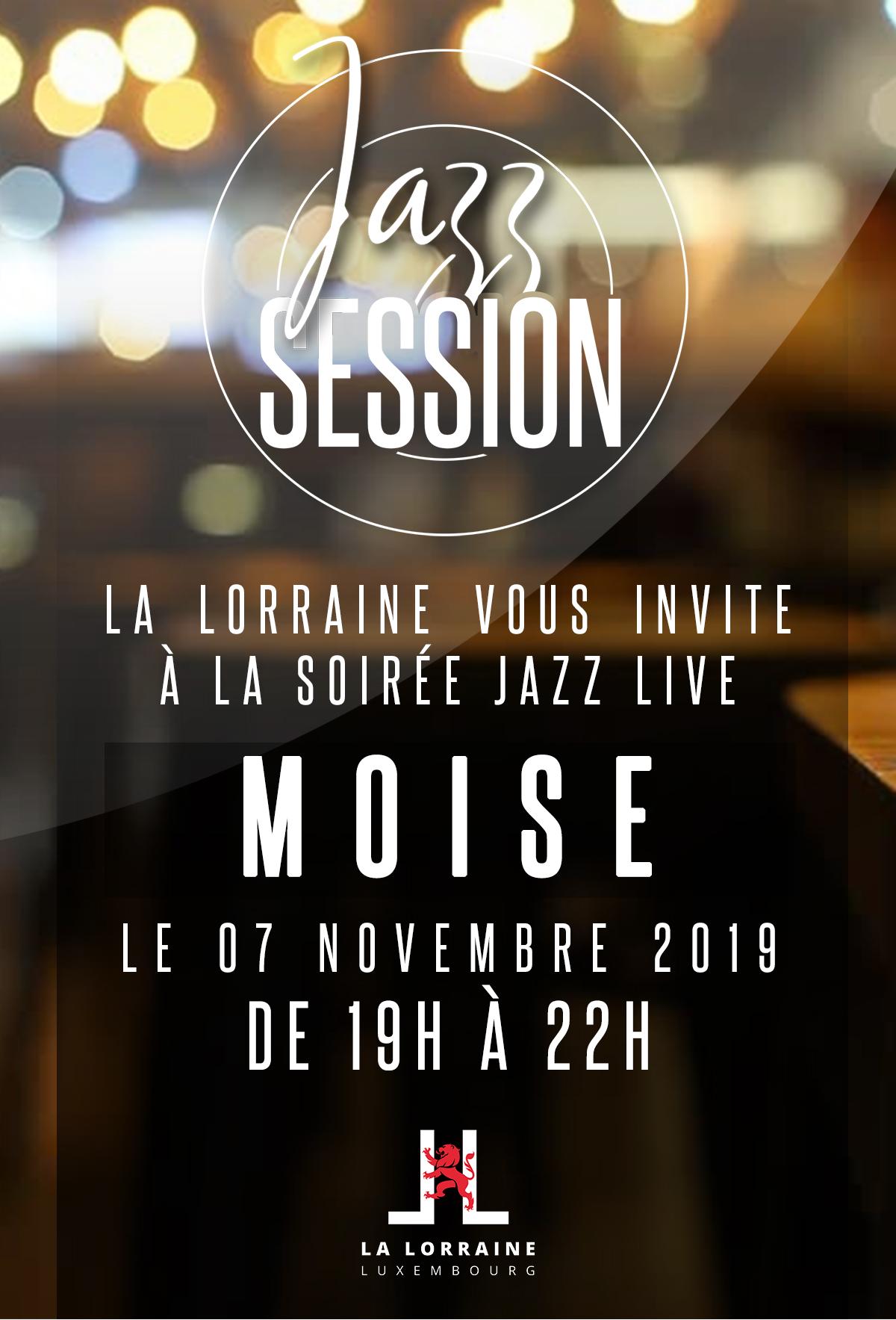 Soirée Jazz Live