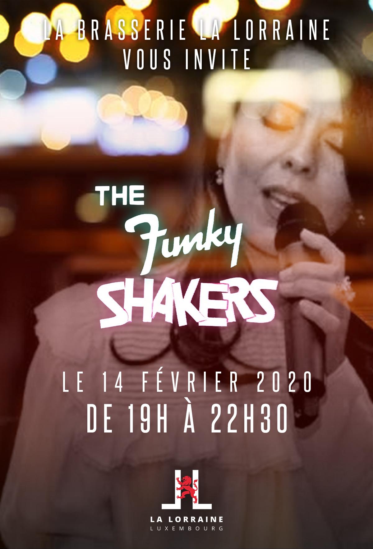 Soirée Funky Shakers